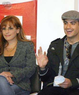 Angélica Vale y Jaime Camil