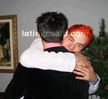 Fotos de Christian de RBD en su boda en Canadá 2