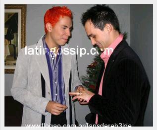 Christian Chavez RBD gay