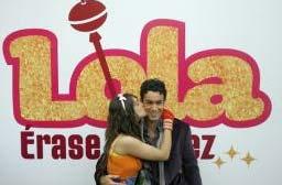 Lola erase una vez Eiza González