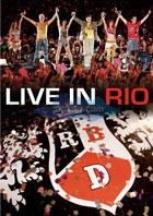 DVD RBD 'Live in Rio'