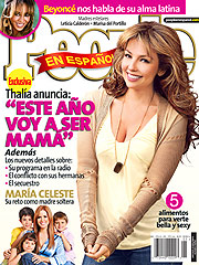 Thalía en People