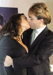 Christian Castro y Valeria Liberman