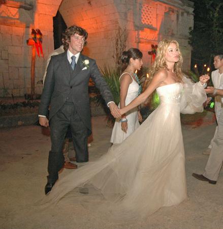 paulina rubio boda