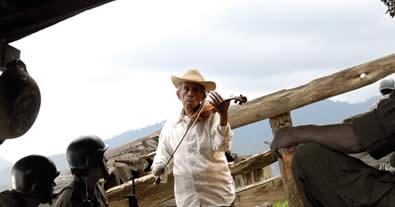 violín the movie