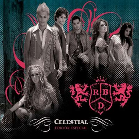 rbd Celestial Fan Edition cd cover