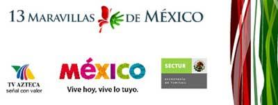 Las 13 Maravillas de México