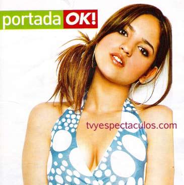 Eiza González en revista OK