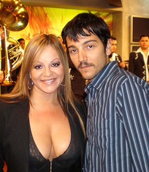 Jenni Rivera Y Diego LUna