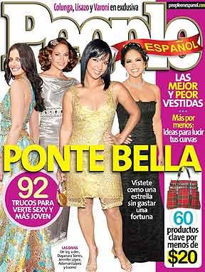 People en español las mejor vestidas