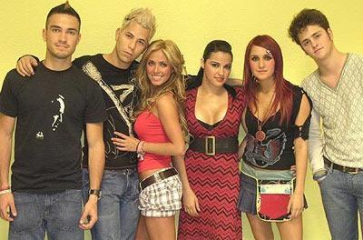 RBD Rebelde