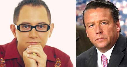 Alfredo Adame se defiende Álvaro Cueva