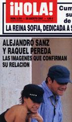 Alejandro sanz y asistente