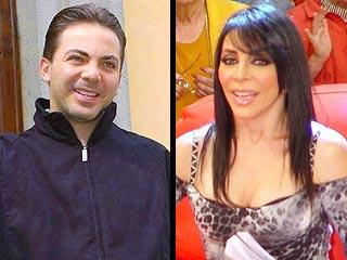 Cristian y Veronica castro