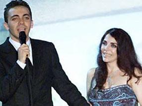 Cristian Castro y Veronica Castro
