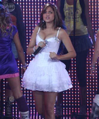 Eiza Gonzalez timbiriche vip