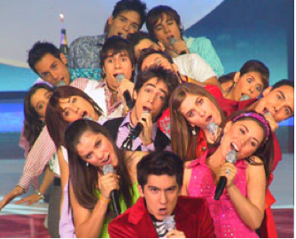 high school musical la selección