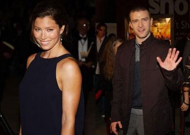 Justin Timberlake Jessica Biel,
