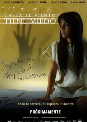 Martha Higareda Hasta el Viento tiene Miedo