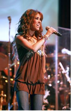 Anahi cantando rbd