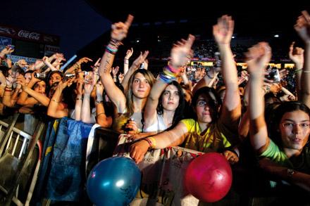 Fans RBD