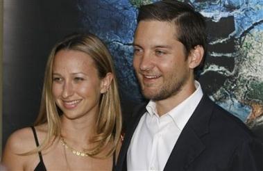 Tobey y Jennifer