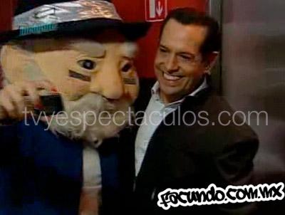 Jaieme Duende y Juan Jose Origel