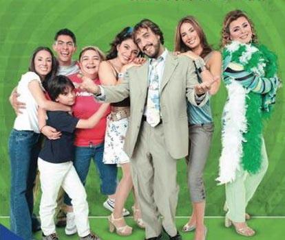 Los Sanchez tv azteca
