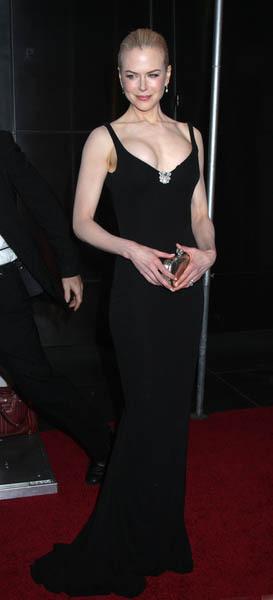 Nicole Kidman con implantes?