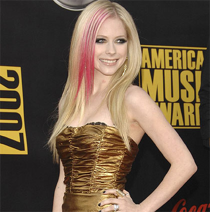American Music Awards Avril Lavigne