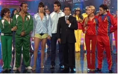 Primer campeonato internacional de baile