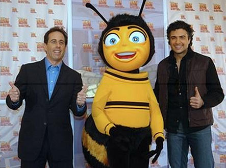 Jaime Camil y Jerry Sienfield