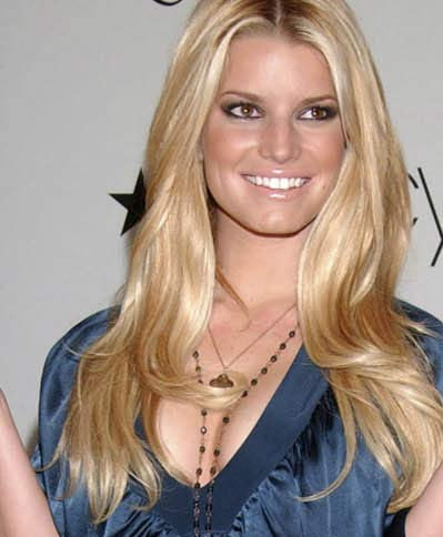 Jessica Simpson fashion line
