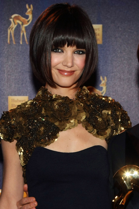 Katie Holmes en premios Bambi