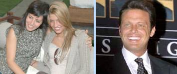 Luis Miguel l Michelle Salas