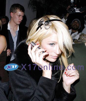 Paris Hilton y Avril Lavigne juntas de fiesta