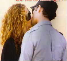 Rafa Márquez y Jaydy Mitchel