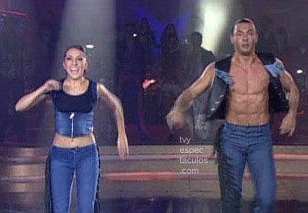 Mexico Bailando Internacional quebradita