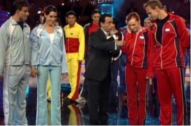 Primer campeonato internacional de baile Eslovaquia