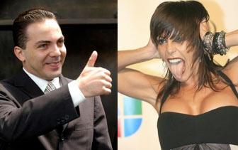 Cristian Castro y Alejandra Guzman