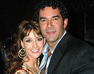 Eduardo Santamarina y Susana González