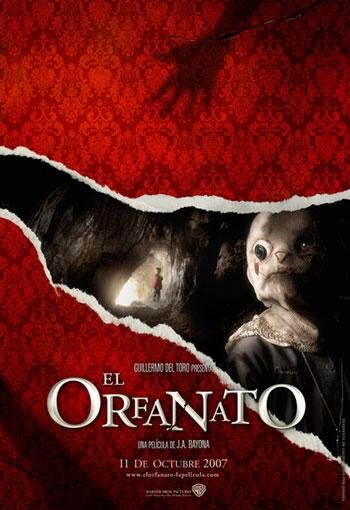 El Orfanato de Guillermo del Toro