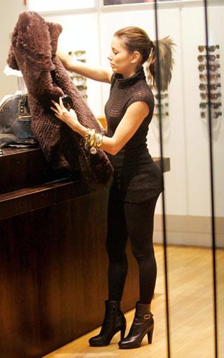 Eva Longoria sexy shops