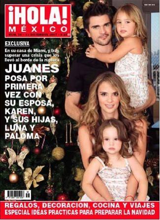 Juanes en HOla México