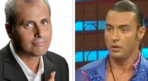Jorge Rial y Latin Lover