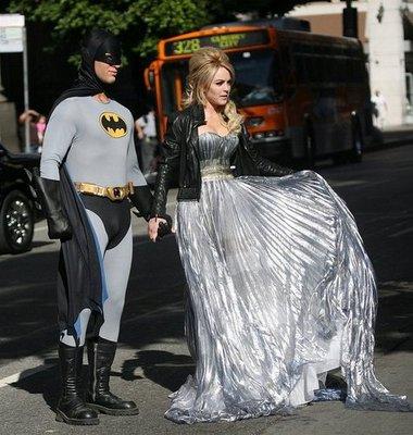 Lindsay Lohan y sus súper amigos
