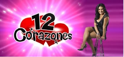 12 Corazones Penélope Menchaca