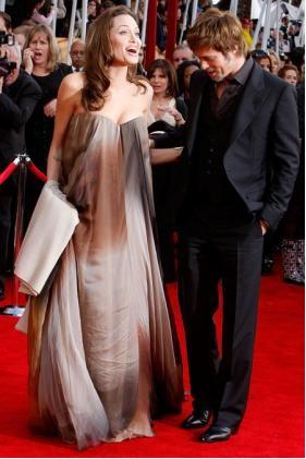 Angelina Jolie embarazada