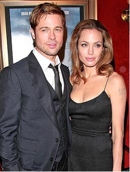 Angelina Jolie podría estar embarazada de gemelos