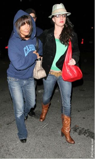 Britney Spaers se reunió con su mamá